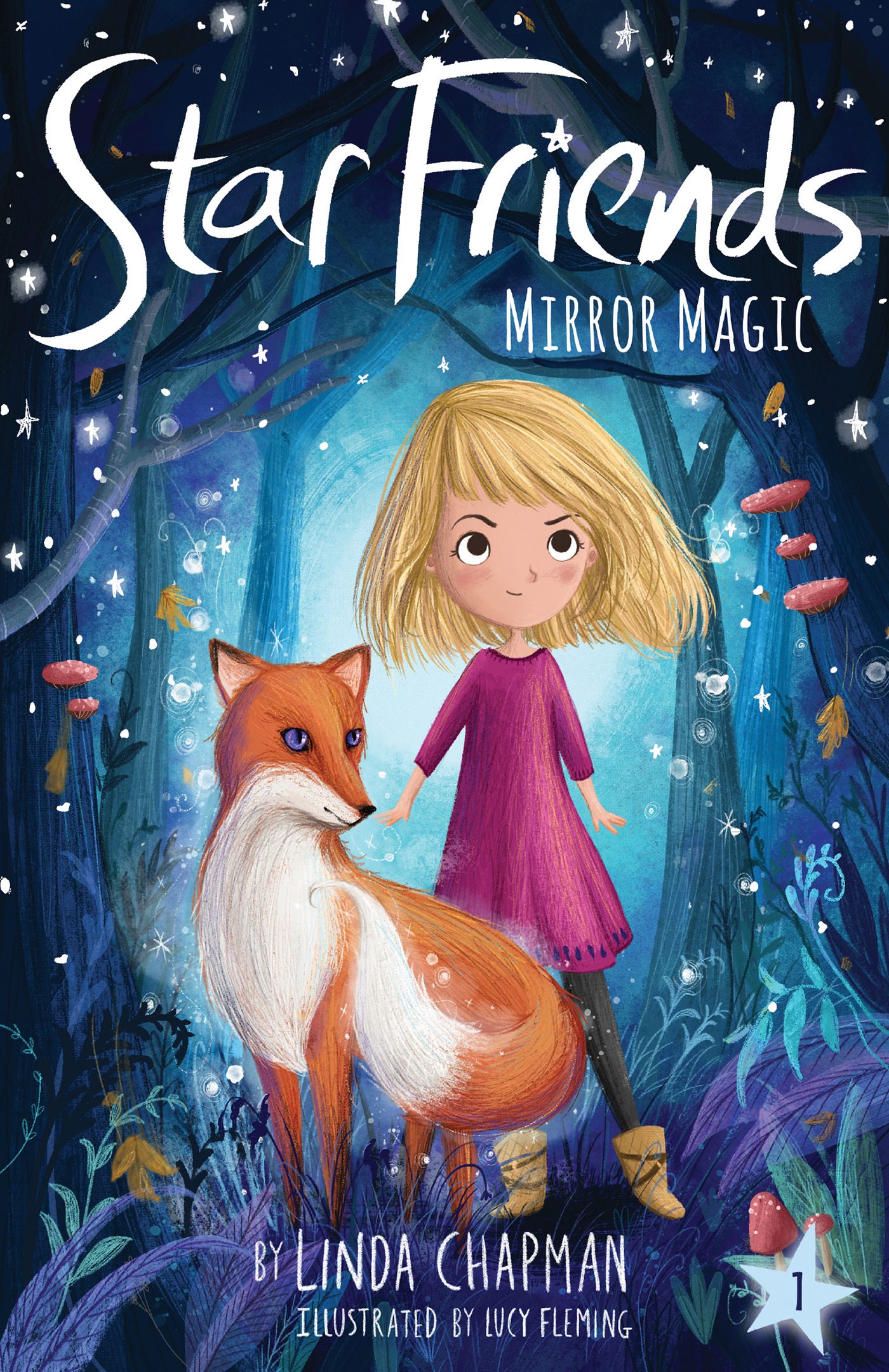 Star Friends T.01 - Mirror Magic | Livre francophone