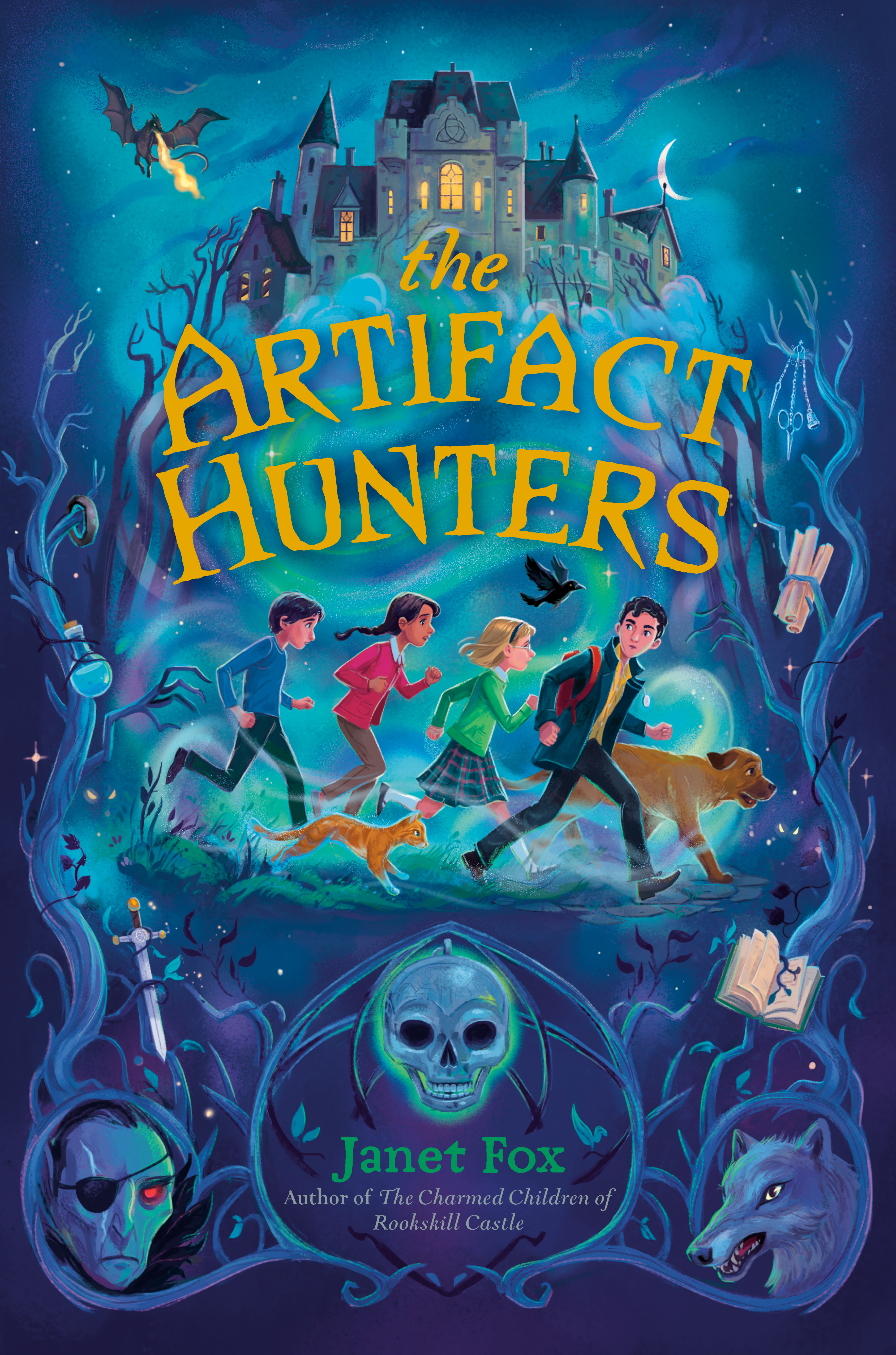 The Artifact Hunters | 9-12 years old