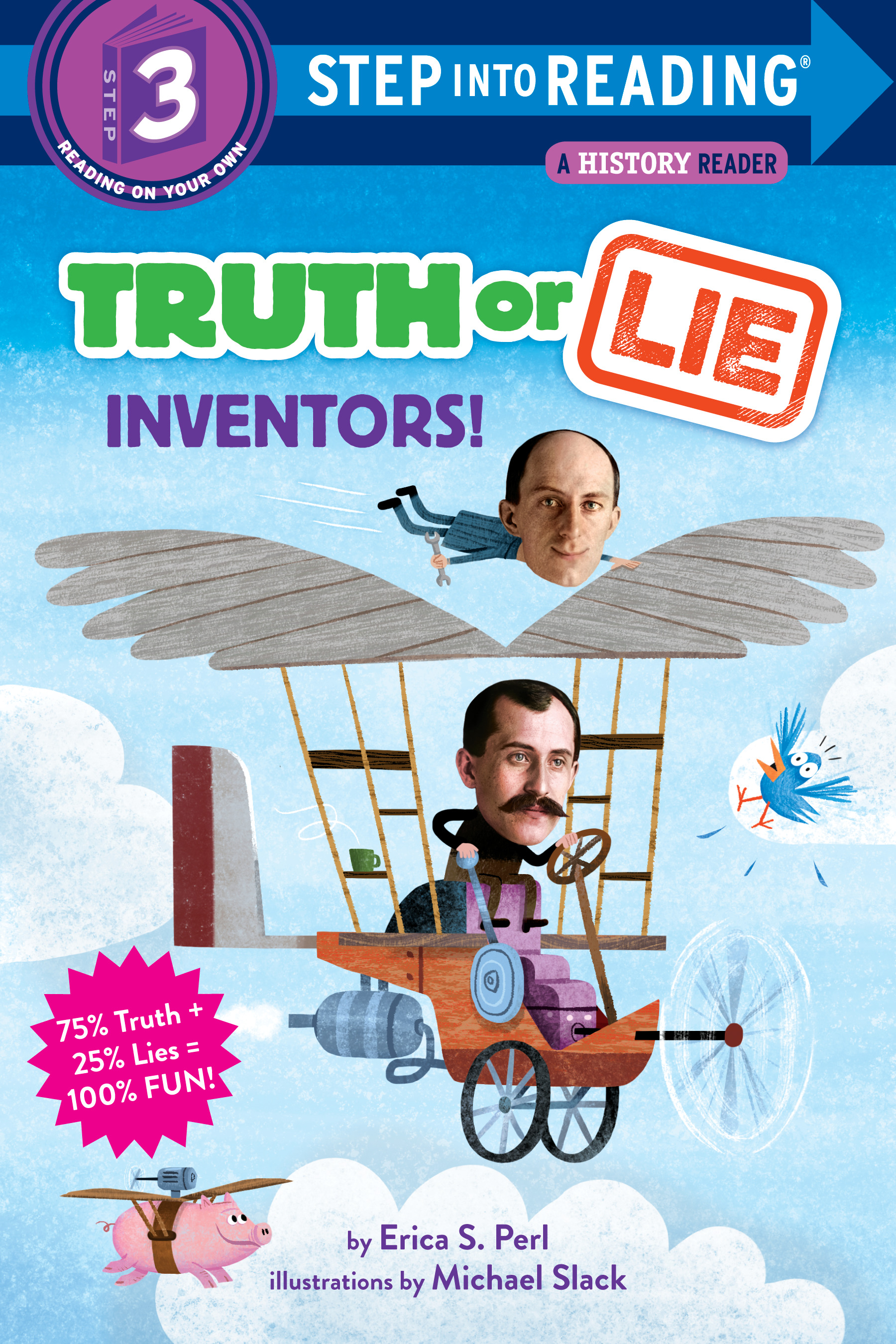 Truth Or Lie: Inventors! | Documentary