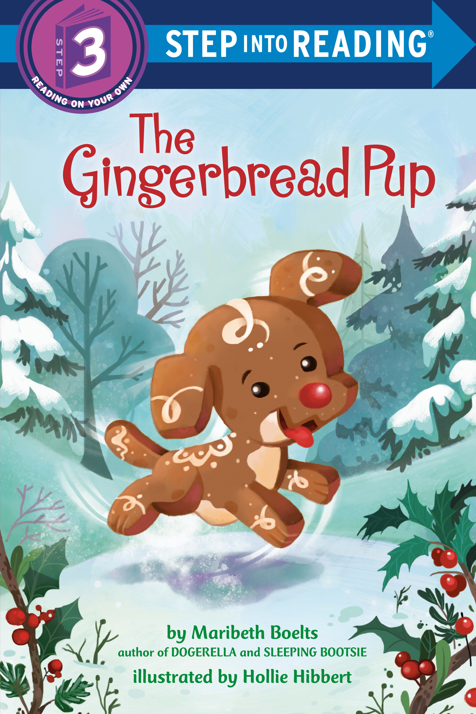 The Gingerbread Pup | First reader