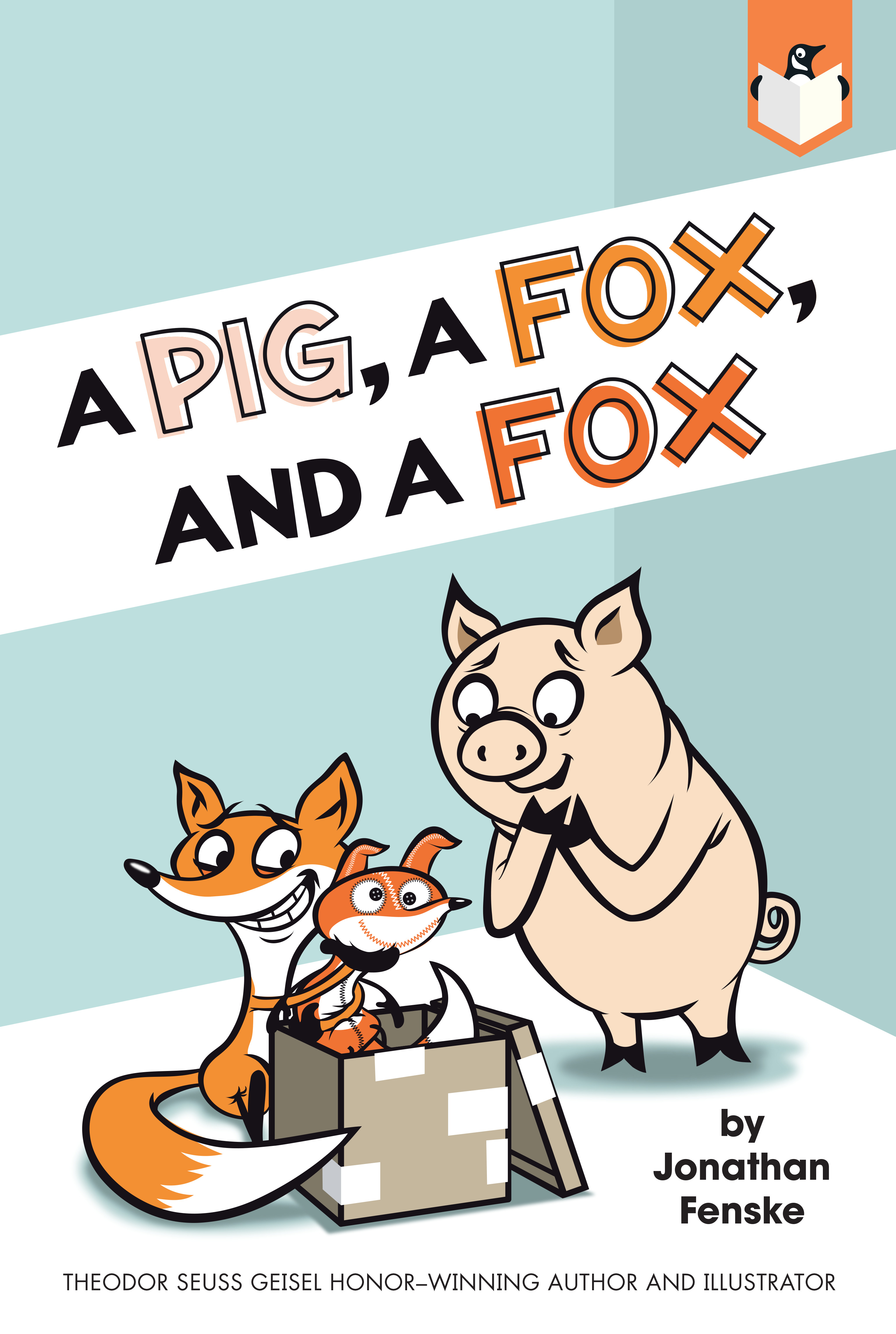 A Pig, a Fox, and a Fox | 6-8 years old
