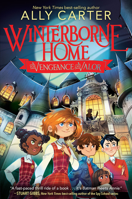 Winterborne Home for Vengeance and Valor | 9-12 years old