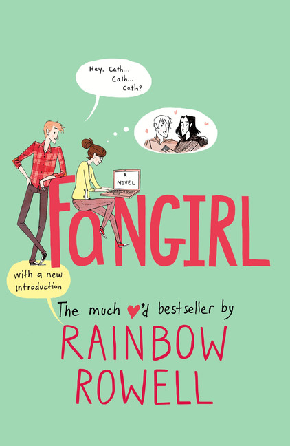 Fangirl : A Novel | Young adult