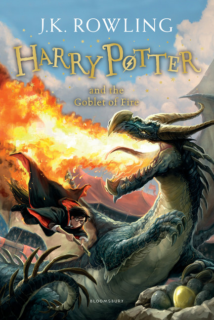 Harry Potter T.04 - Harry Potter and the Goblet of Fire | 9-12 years old