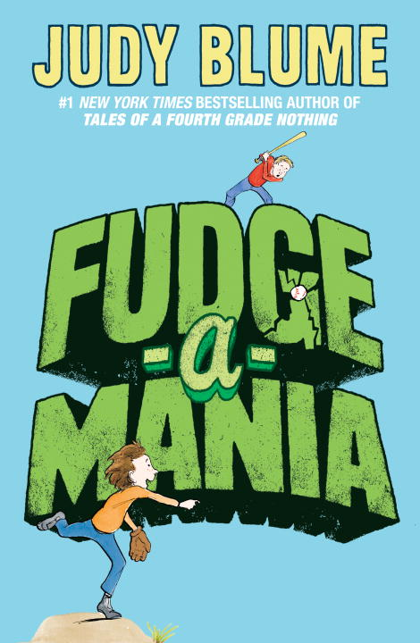 Fudge-a-Mania | 9-12 years old