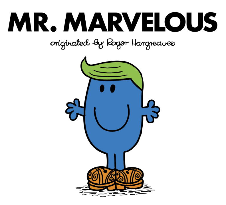 Mr. Marvelous | Picture books