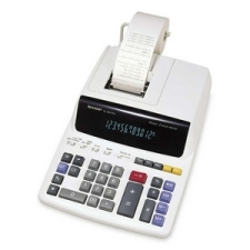 Calculatrice imprimante de bureau EL2607RIII de Sharp | Calculatrices de bureau