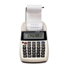Calculatrice imprimante portable à 12 chiffres 1205-4 de Victor® | Calculatrices de bureau