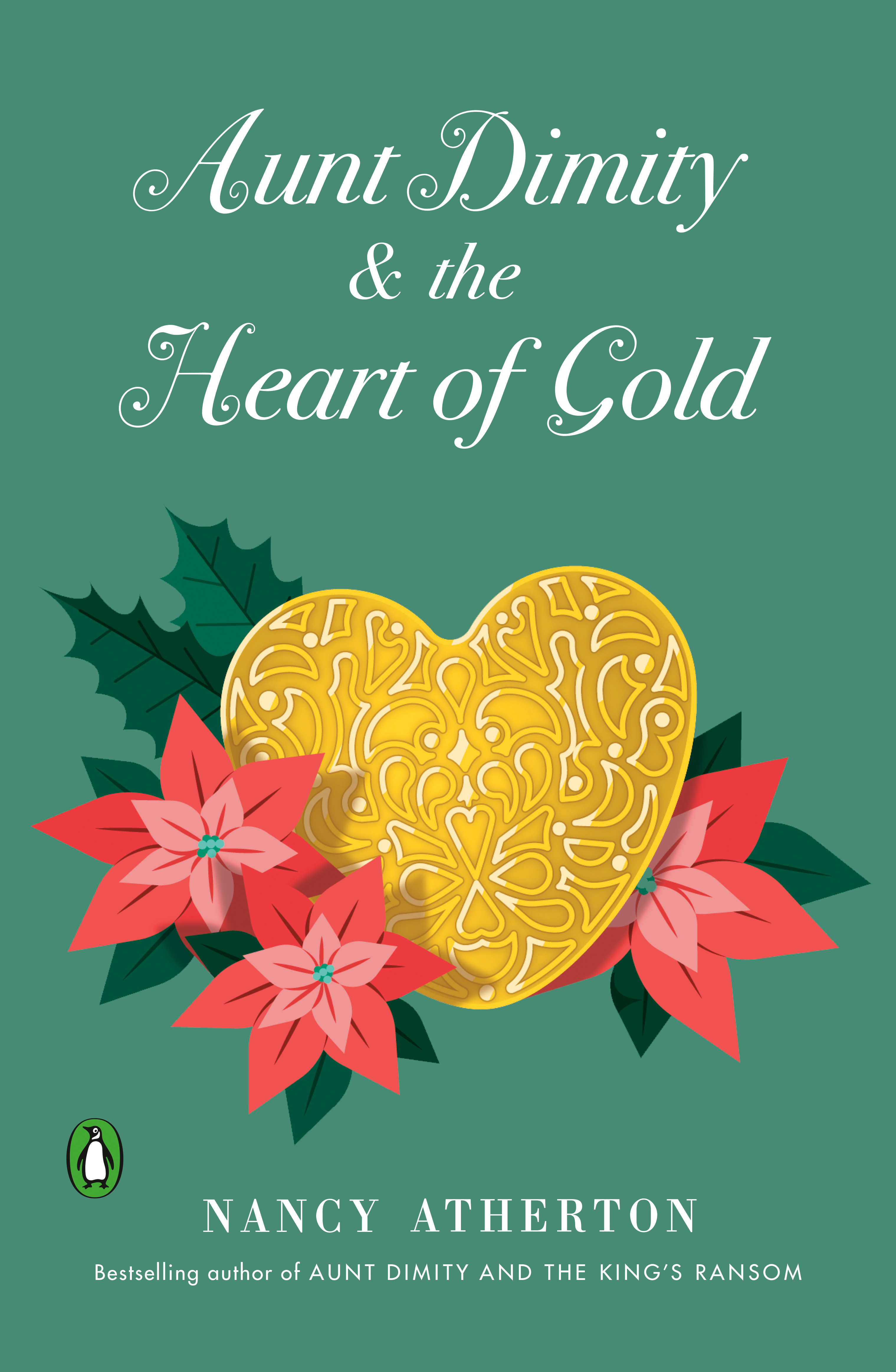 Aunt Dimity Mystery - Aunt Dimity and the Heart of Gold | Thriller