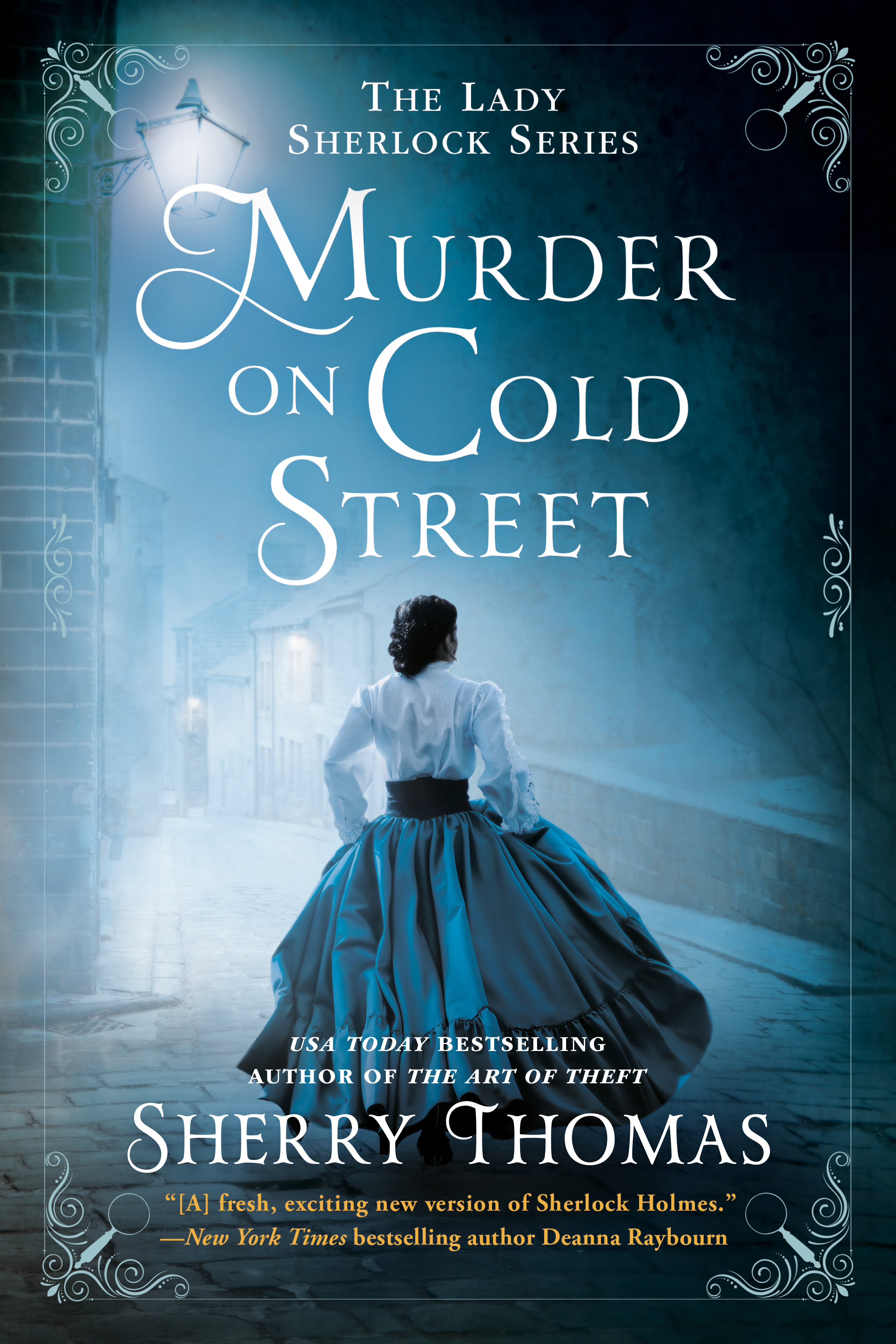 The Lady Sherlock Series T.05 - Murder on Cold Street | Thriller