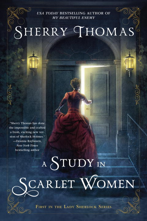 The Lady Sherlock Series T.01 - A Study In Scarlet Women | Thriller