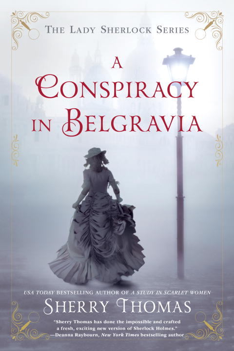 The Lady Sherlock Series T.02 - A Conspiracy in Belgravia | Thriller