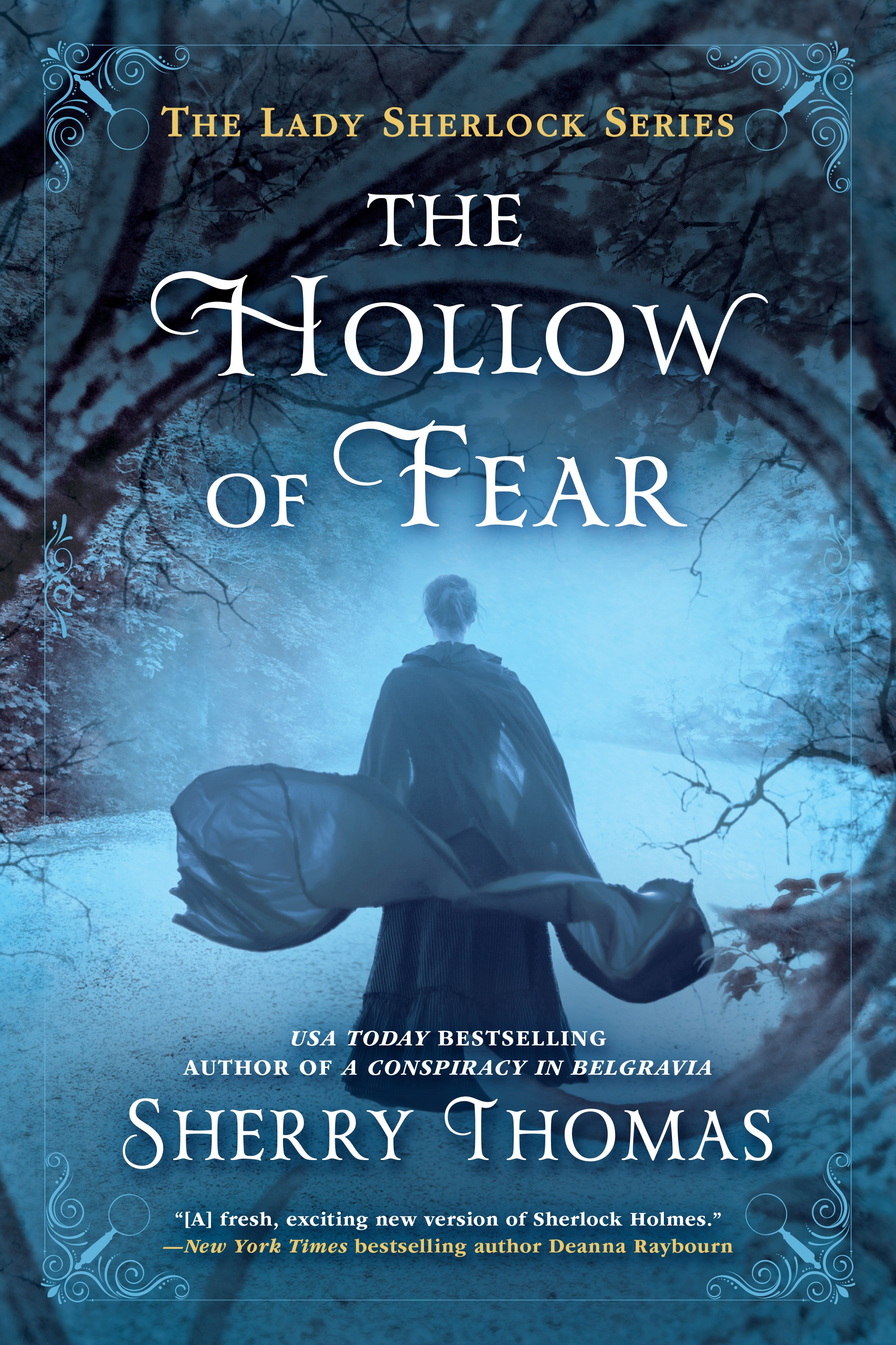 The Lady Sherlock Series T.03 - The Hollow of Fear | Thriller
