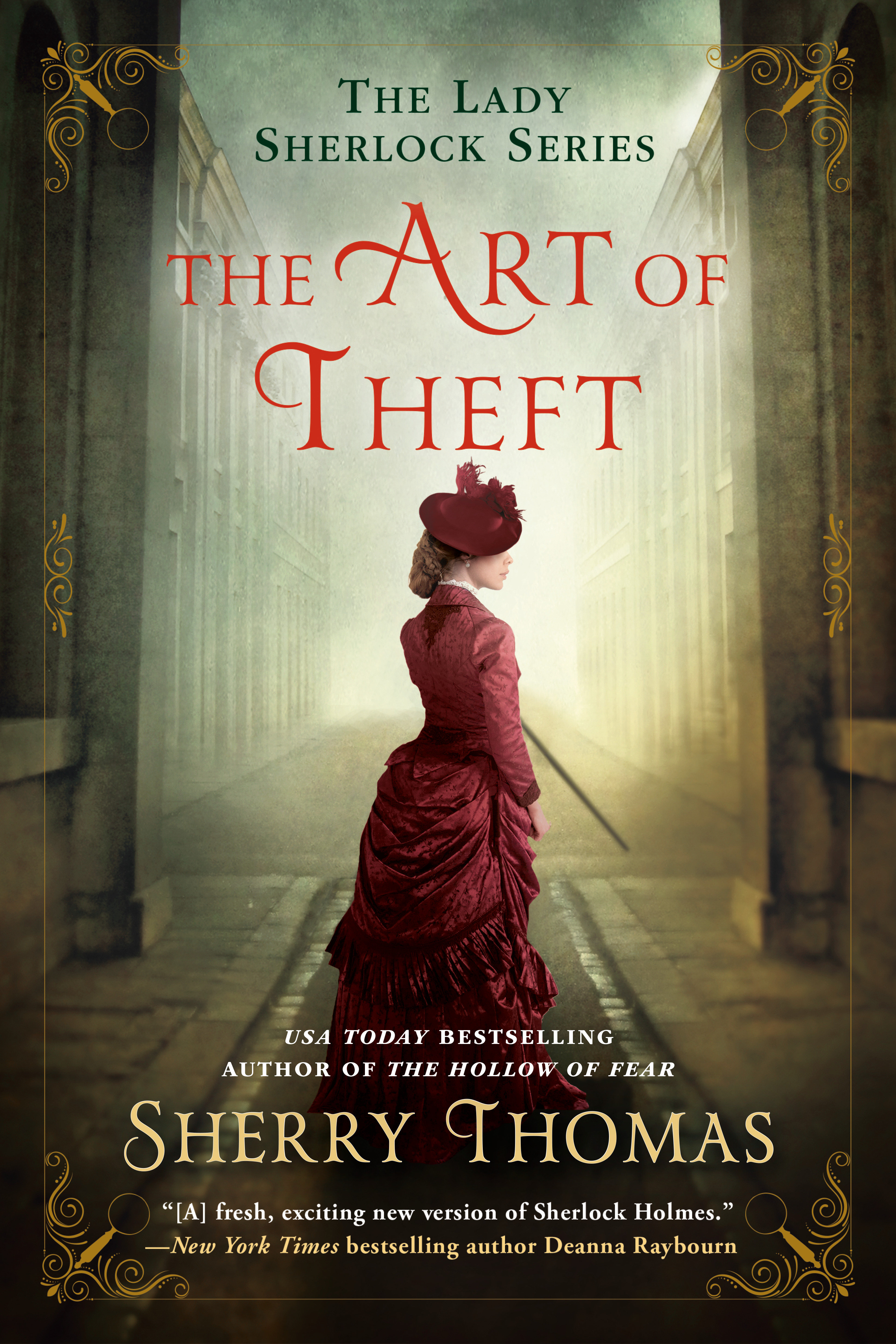 The Lady Sherlock Series T.04 - The Art of Theft | Thriller