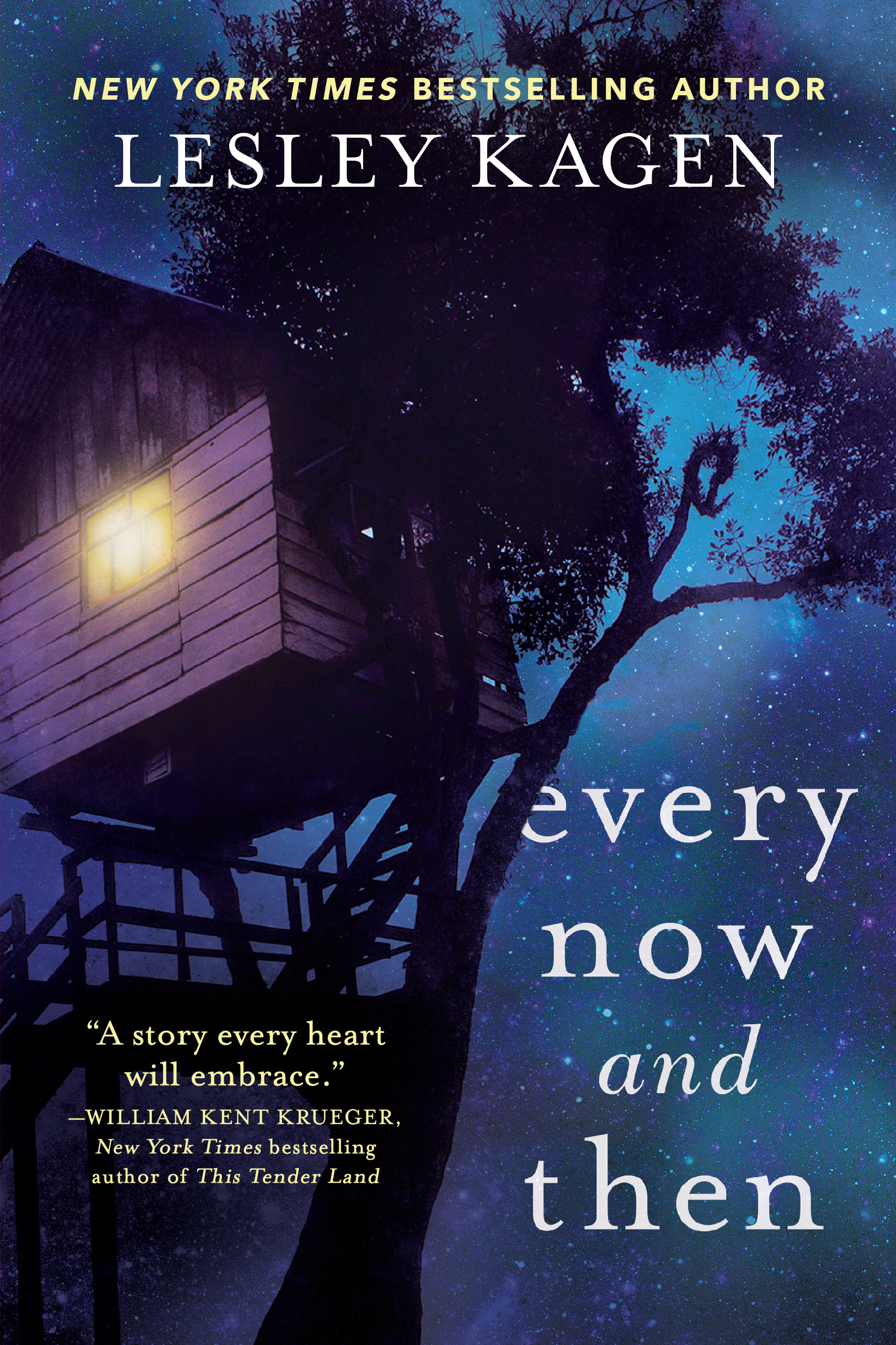 Every Now and Then | Novel
