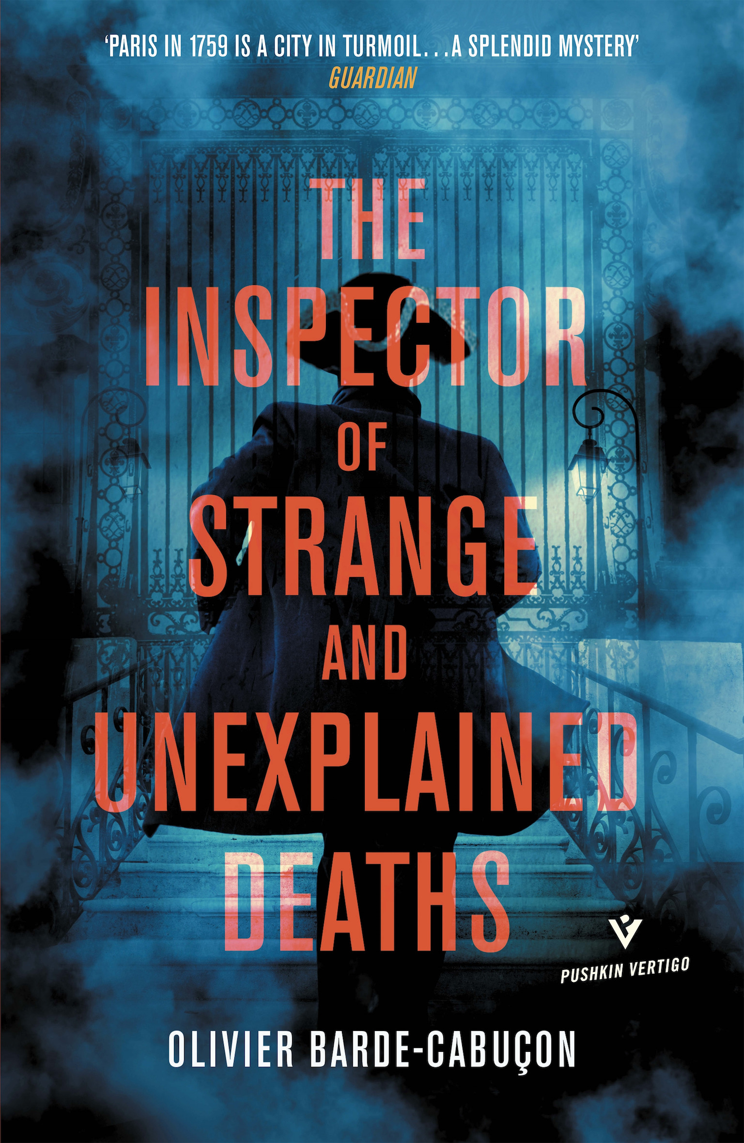 Pushkin Vertigo - The Inspector of Strange and Unexplained Deaths | Thriller