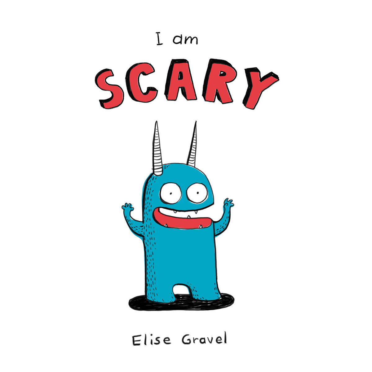 I Am Scary | Picture books