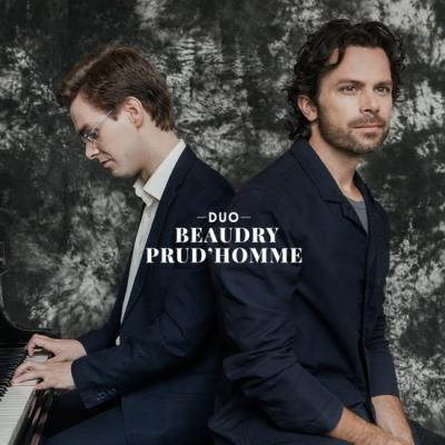 Duo Beaudry-Prudhomme - Chansons noires et blanches | Traditionnelle