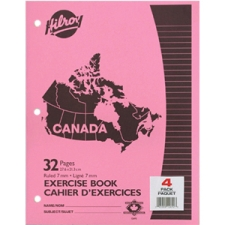 Cahiers d'exercices Canada de Hilroy | Papier,cahiers, tablettes, factures, post-it