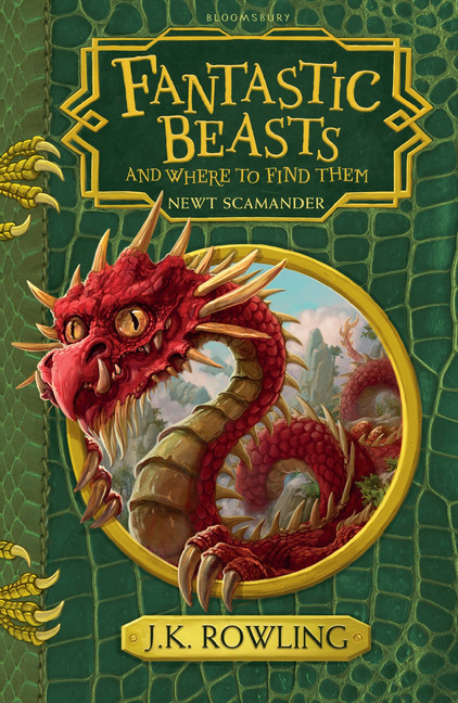 Fantastic Beasts and Where to Find Them : Hogwarts Library Book | 9-12 years old
