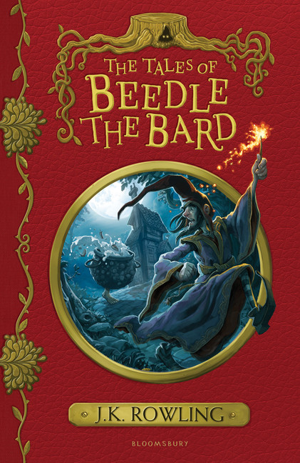 The Tales of Beedle the Bard | 9-12 years old