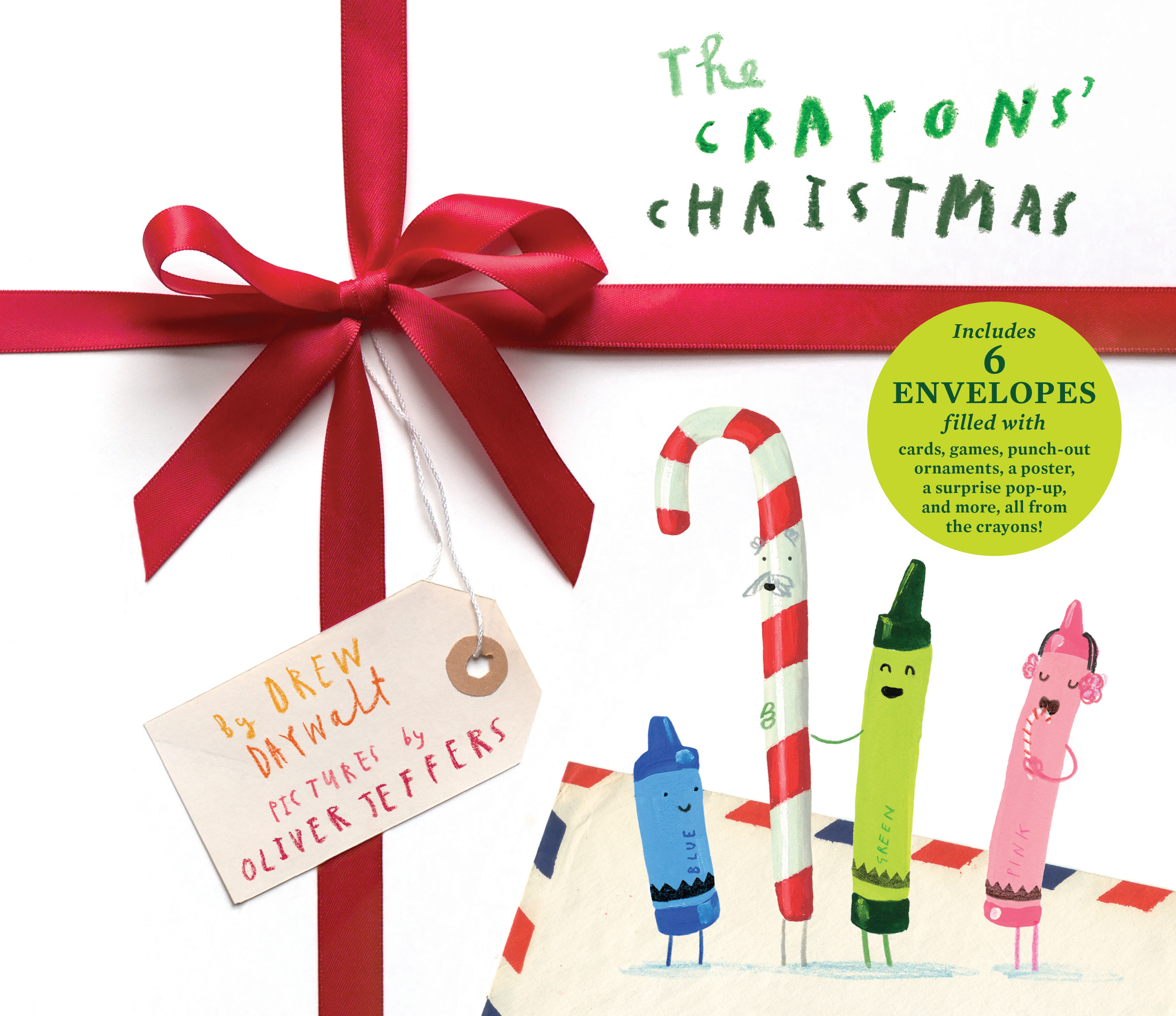 The Crayons' Christmas | Picture books