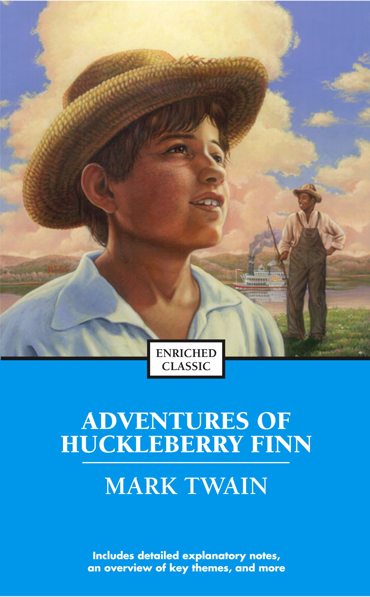 Adventures of Huckleberry Finn | Novel