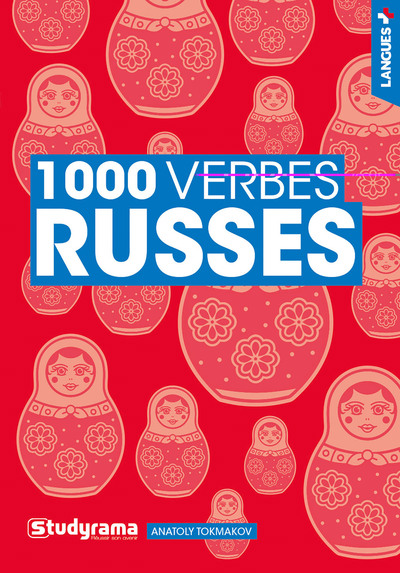 1 000 verbes Russes | 9782759041190 | Dictionnaires