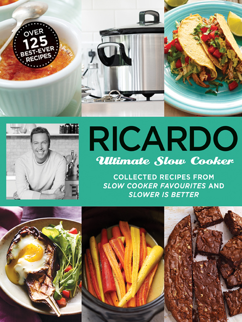 Ricardo: Ultimate Slow Cooker | Cookbook