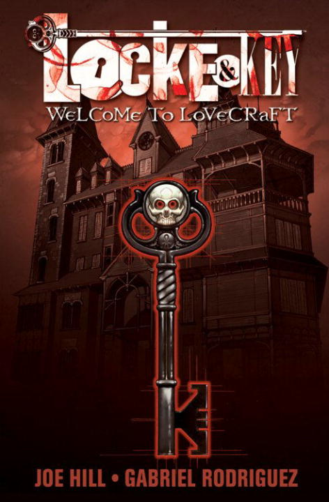 Locke & Key T.01 -  Welcome to Lovecraft | Graphic novel & Manga