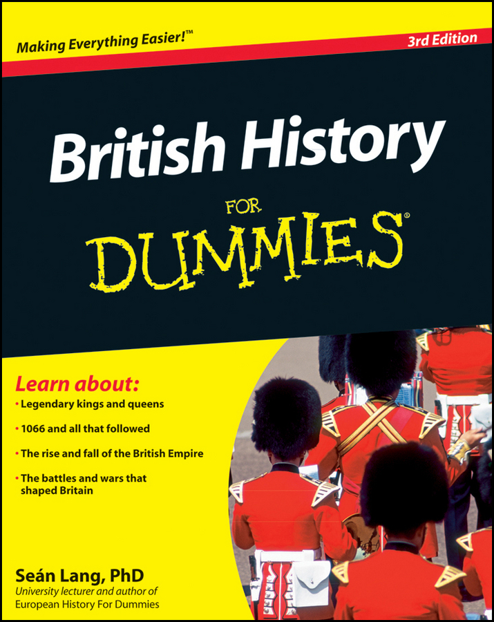 British History For Dummies | History & Society