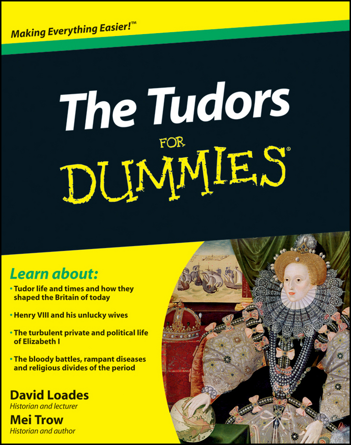 The Tudors For Dummies | History & Society