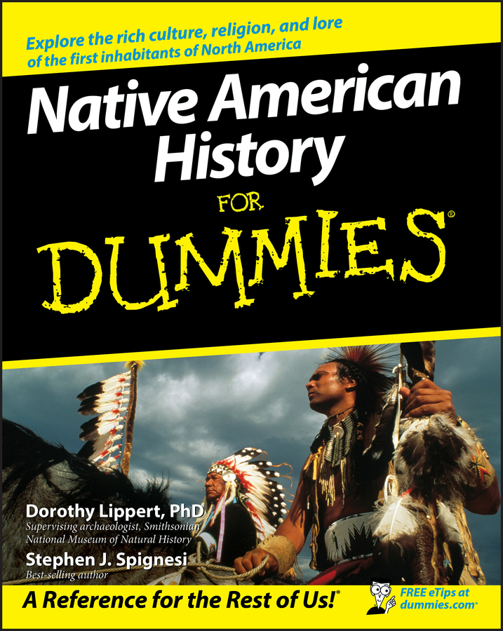 Native American History For Dummies | History & Society