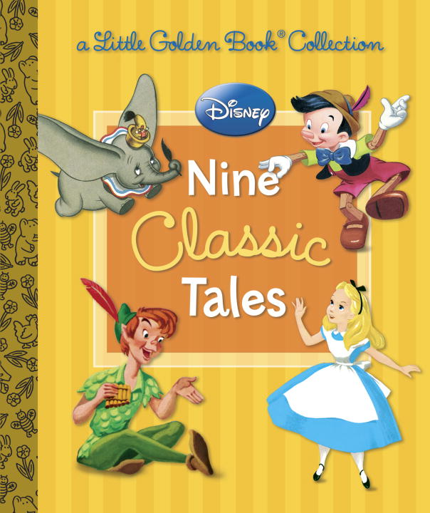 Disney: Nine Classic Tales (Disney Mixed Property) | Picture books