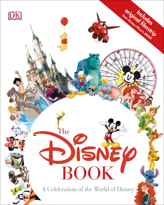 The Disney Book : A Celebration of the World of Disney | Picture books