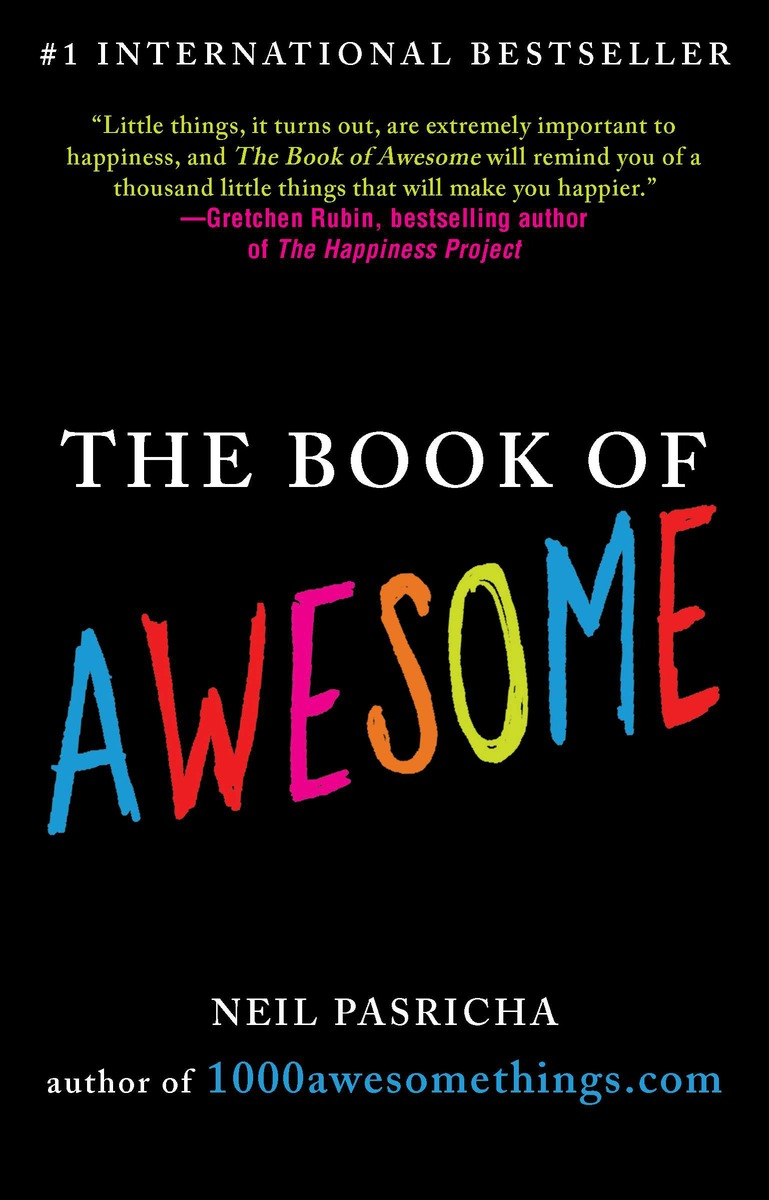 The Book of Awesome | Psychology & Self-Improvement