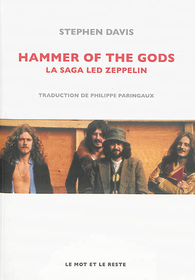 Hammer of the gods : la saga Led Zeppelin | 9782360541379 | Arts