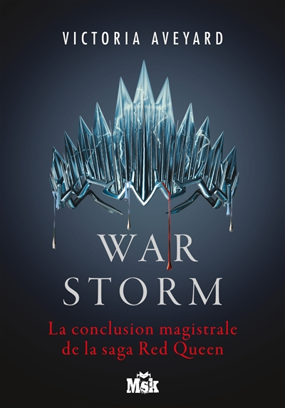 Red queen T.04 - War storm | 9782702449134 | Romans 15 à 17 ans
