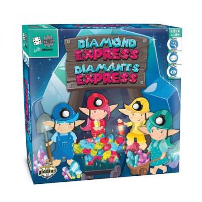 Diamants express | Enfants 5–9 ans