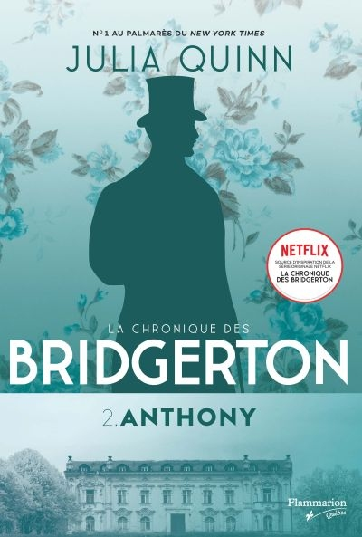 La chronique des Bridgerton T.02 - Anthony  | 9782890779815 | New Romance | Érotisme