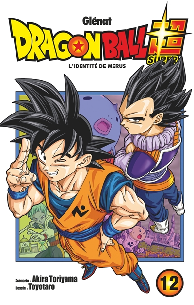 Dragon ball super T.12 - L'identité de Merus | 9782344044438 | Manga