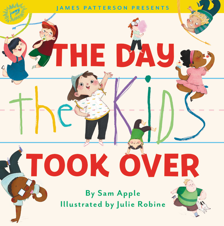 The Day the Kids Took Over | Picture books
