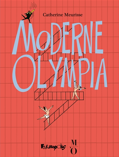 Moderne Olympia | 9782754831055 | BD adulte
