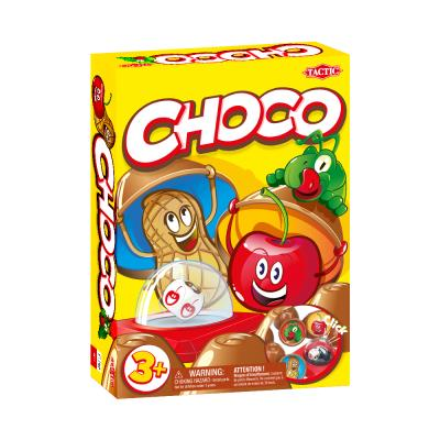 Tactic - Jeu Choco Version bilingue | Enfants 5–9 ans