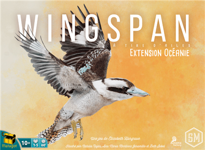 EXT - Wingspan - Oceanie | Extension