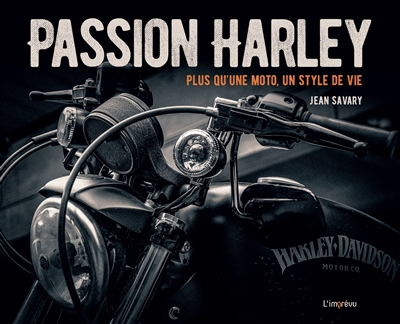 Passion Harley | 9791029509179 | Transports