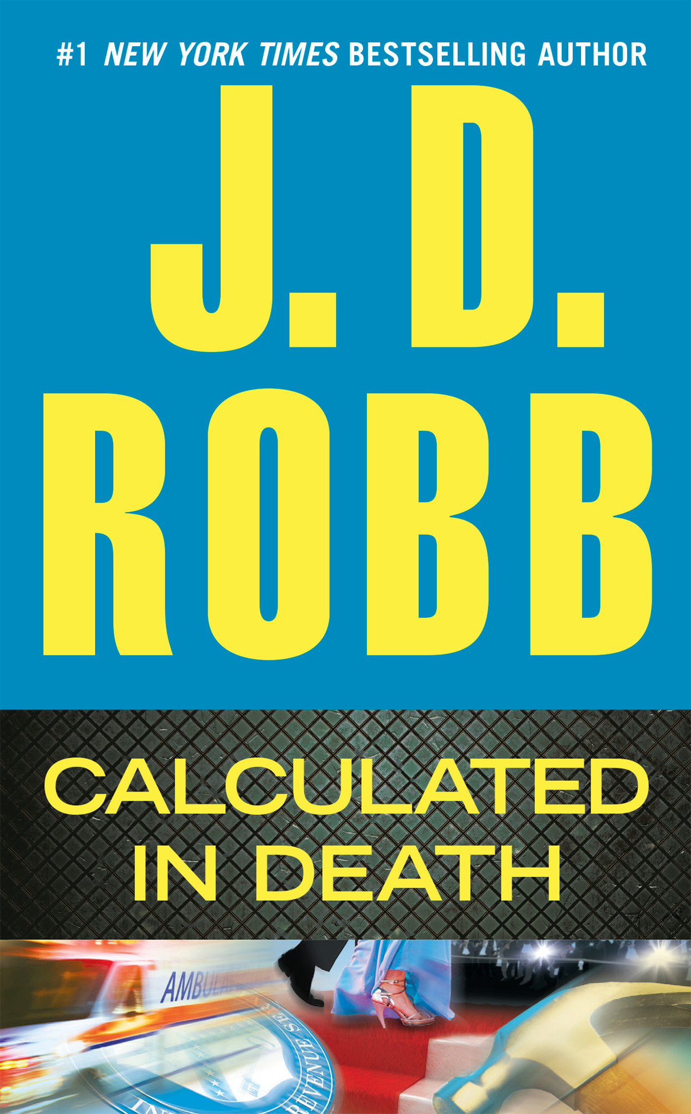Calculated in Death | Thriller