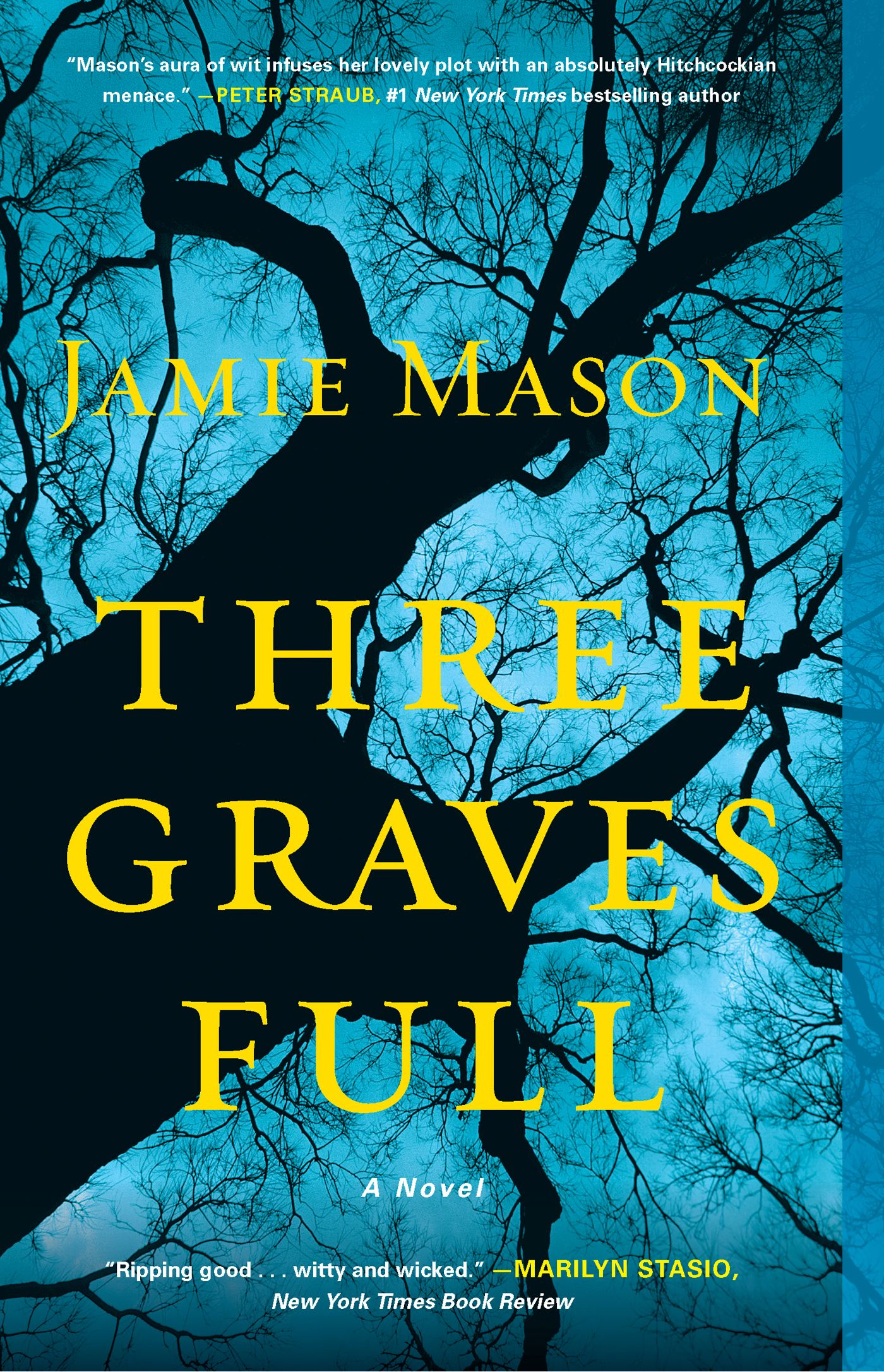 Three Graves Full | Thriller