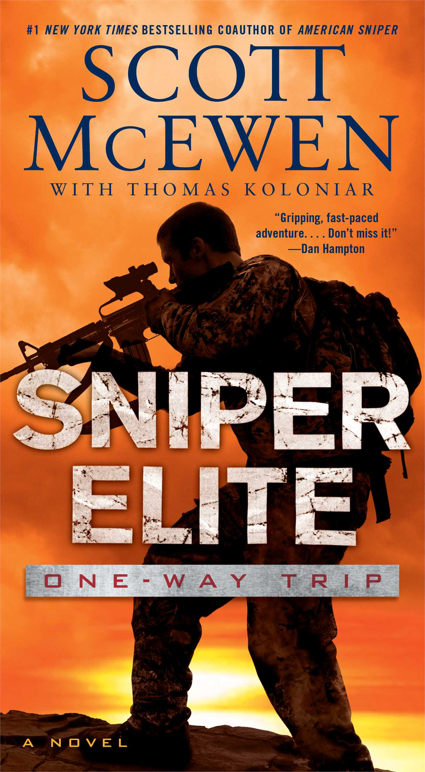 Sniper Elite T.01 - Sniper Elite: One-Way Trip | Thriller