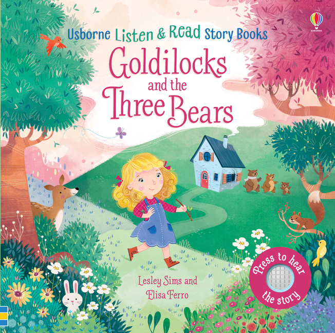 Listen and Learn Stories: Goldilocks and the Three Bears | Picture books